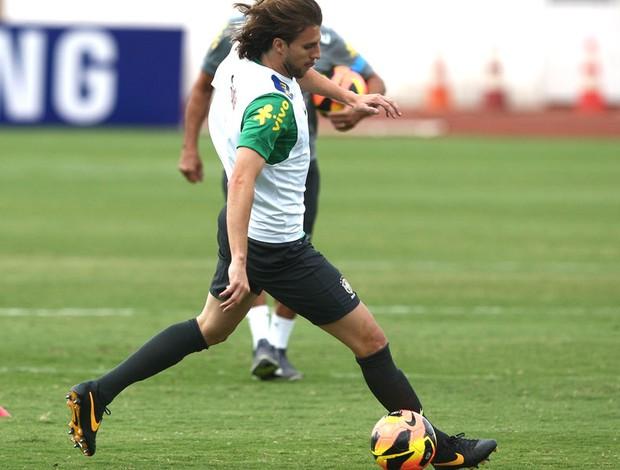 Henrique Treino Seleção (Foto: Mowa press)