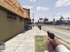 Jogador transforma 'GTA V' em game de tiro em primeira pessoa
