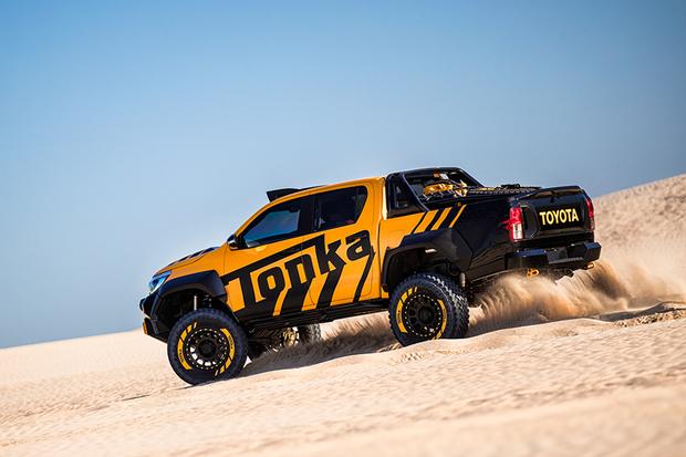Toyota Hilux Tonka (Foto: Divulgação)