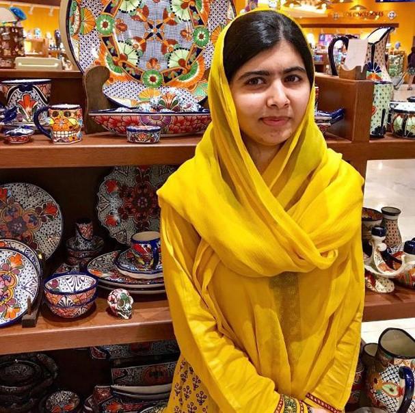 Malala (Foto: Reprodução Instagram)