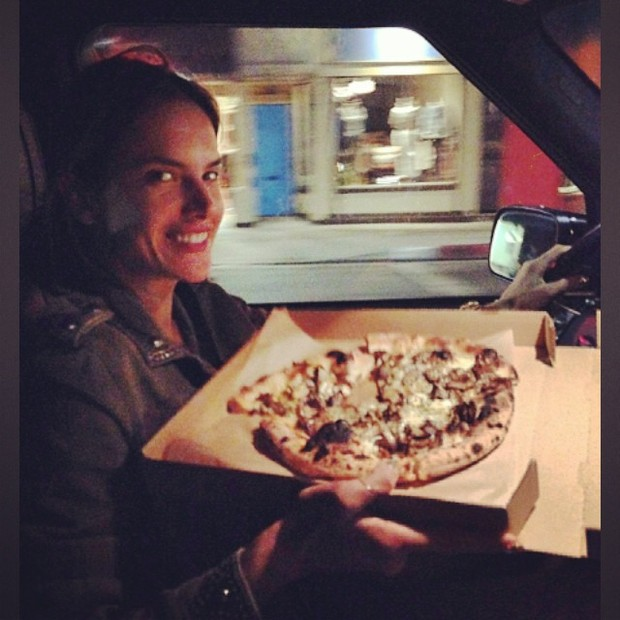 Alessandra Ambrósio (Foto: Instagram/ Reprodução)