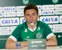 No Goiás, Juan reitera preferência de ser meia e diz ainda ter fome de títulos
