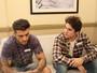 Rodrigo conta para Uood que Ciça pode ficar sem andar
