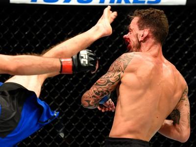 Renato Moicano, UFC 214, MMA (Foto: Getty Images)