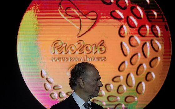 Carlos Arthur Nuzman, presidente do COB e do Comitê Organizador do Rio-2016 (Foto: Getty Images)