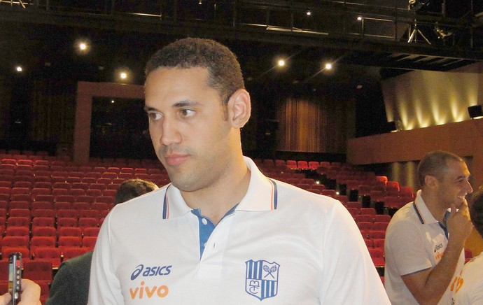 Maurício Borges Minas Tenis Clube (Foto: Marco Astoni)