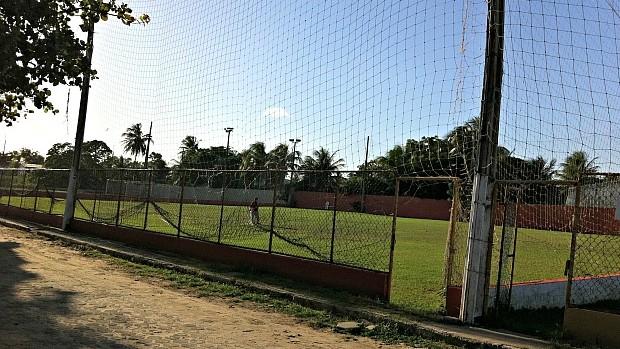 Uniclinic tenta arrecadar também com aluguel de campos e espaços do clube (Foto: Diego Morais / Globoesporte.com)
