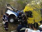 Morre soldado da PM ferido em acidente com viatura na BR-407