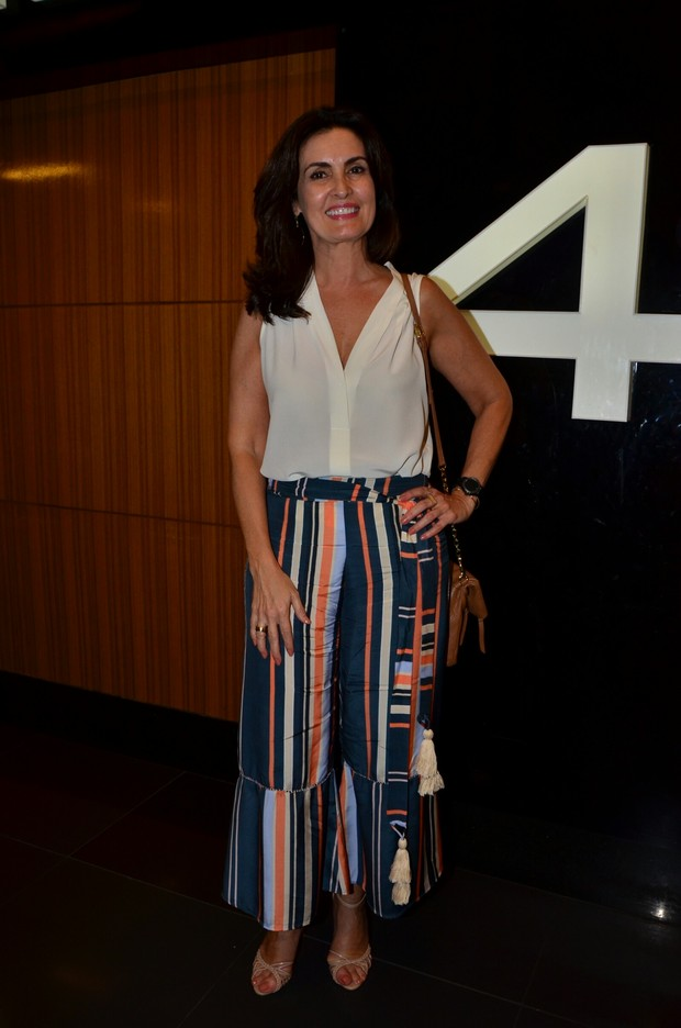 Fátima Bernardes (Foto: Webert Belicio / Ag News)