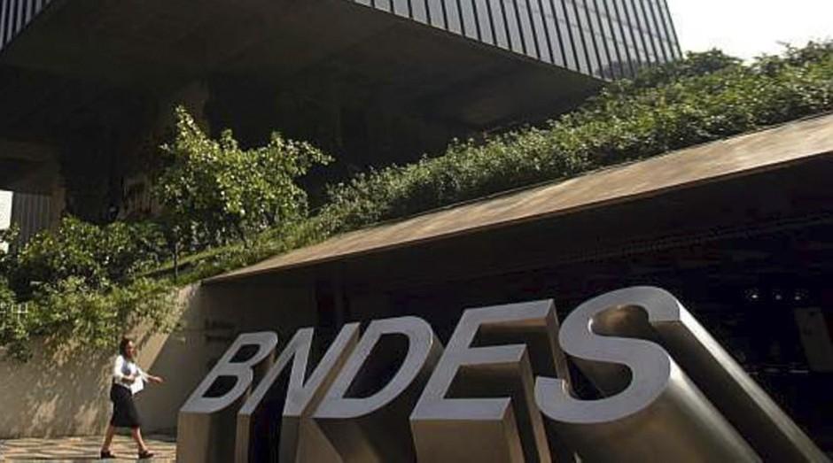Sede do BNDES (Foto: Estadão Conteúdo)