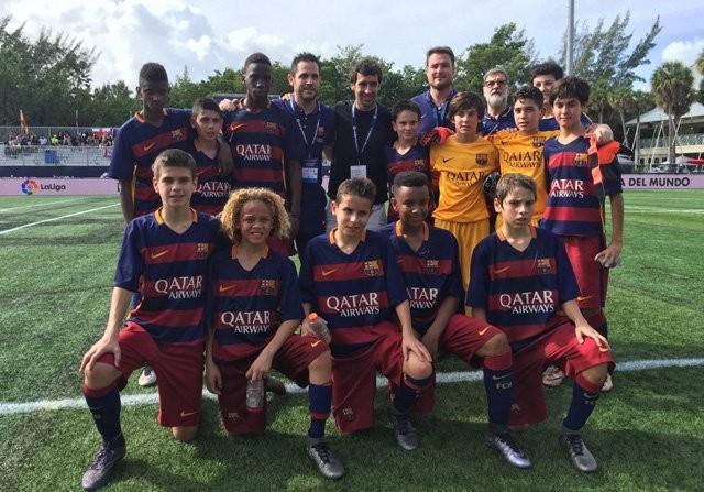 Raul Barcelona mirim Miami Twitter