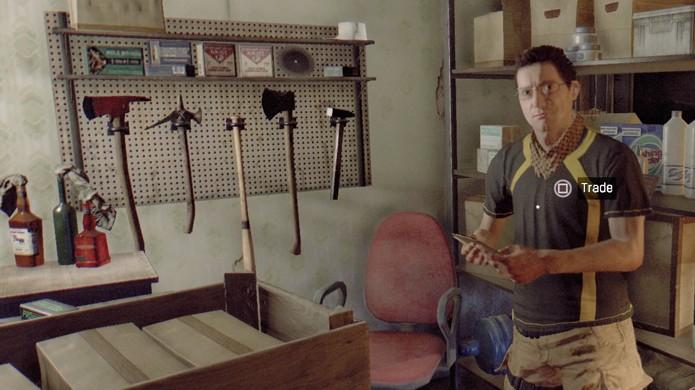 Confira algumas formas de conseguir armas em Dying Light (Foto: Reprodução/Rafael Monteiro)