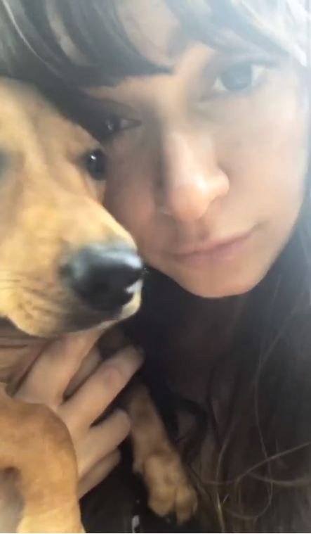 Thaila Ayala manda recado para Renato Góes (Foto: Reprodução/Instagram)