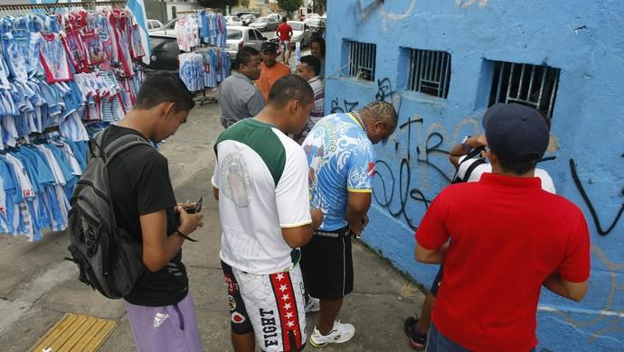 Curuzu - Paysandu (Foto: Marcelo Seabra / O Liberal)