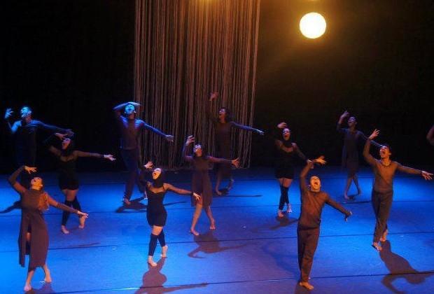 Espetáculo de dança em Goiânia (Foto: Divulgação)