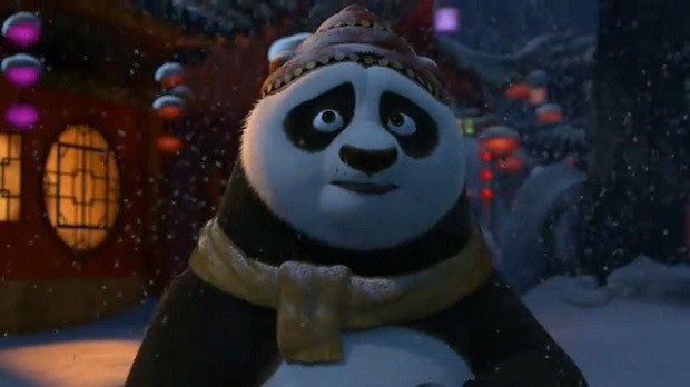 Kung Fu Panda - Especial de Natal  (Foto: Divulgação)