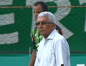 Givanildo, técnico do América-MG (Foto: Reprodução/SporTV)