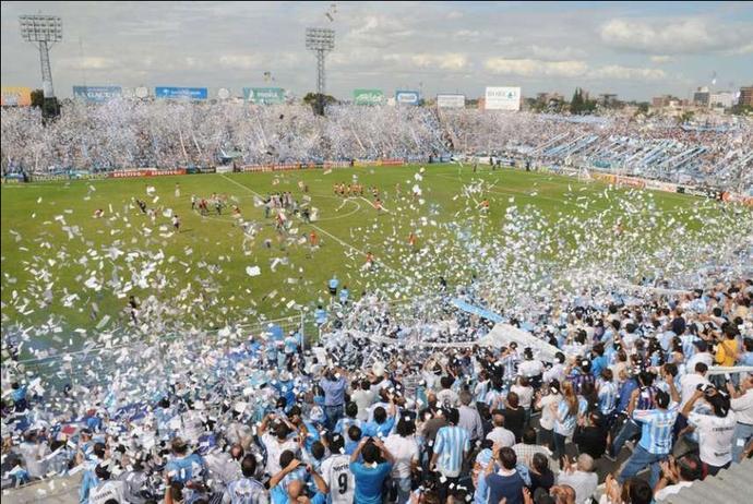 Atlético Tucumán (Foto: Reprodução / Site Oficial)