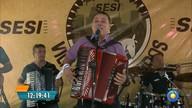 Amazan se apresenta na Vila dos Tropeiros, em Campina Grande