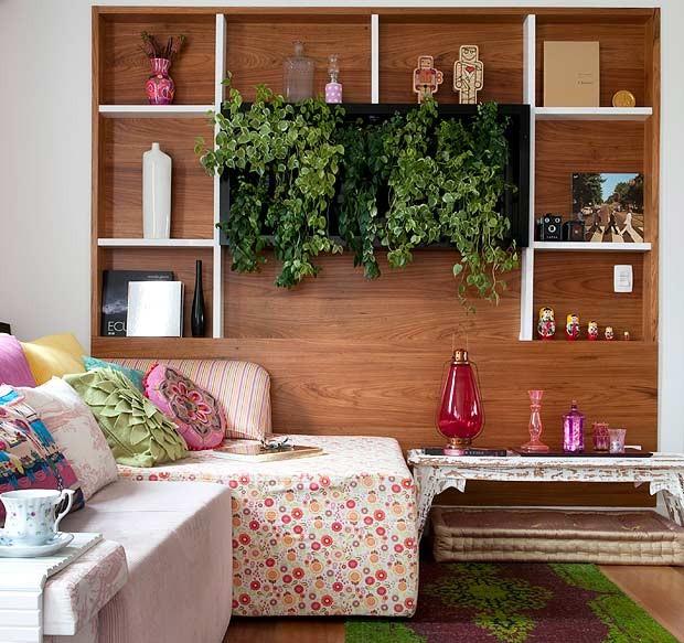 jardim vertical na sala : jardim vertical na sala:Jardim vertical: 25 ideias para montar o seu – Casa e Jardim