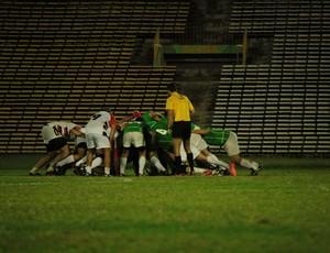 Piaui Rugby x Maranhão Rugby confronto (Foto: Neyla do Rêgo Monteiro)