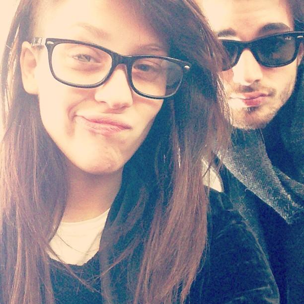 Sophia Abrahão e Fiuk (Foto: Reprodução Instagram)