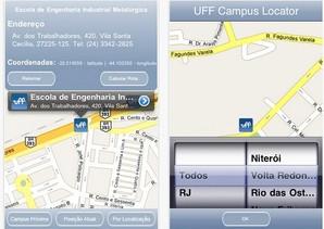 UFF Locator