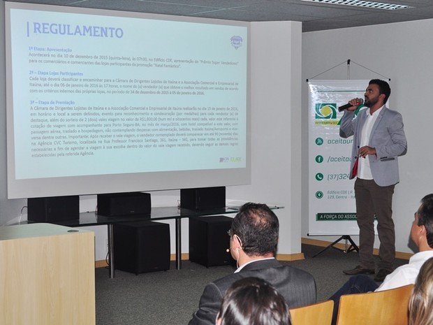 Evento foi lançado pela CDL e ACE Itaúna nesta semana (Foto: CDL/Divulgação)