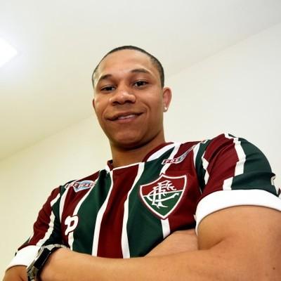 Wellington Silva Fluminense (Foto: Reprodução)