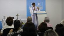 TV Clube comemora 44 anos com uma missa em ação de graças (Katylenin França/TV Clube)
