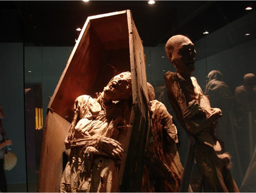 Museu das Múmias de Guanajuato (Foto: Divulgação)