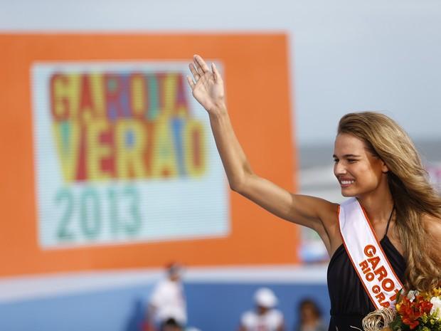 Vencedora Garota Verão RS (Foto: Félix Zucco/Agência RBS)