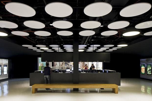 Espaço Itaú de Cinema, 2011/2012, METRO Arquitetos (Foto: Leonardo Finotti)