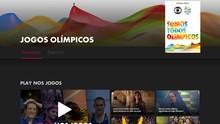 Globo tem canal olímpico exclusivo para ambientes digitais (Globo Play)