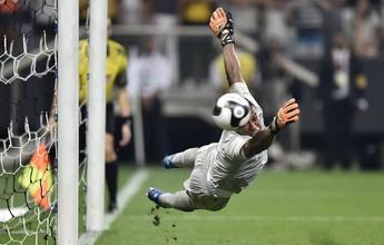 Botafogo age rápido e encaminha acerto com o goleiro Sidão, do Audax