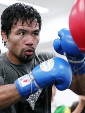 Manny Pacquiao (Foto: Chris Farina/Top Rank)