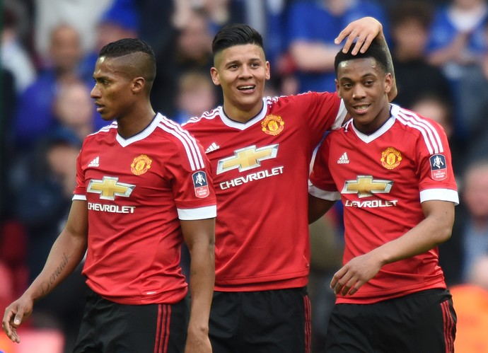 Martial Rojo Valencia Manchester United (Foto: Reuters)