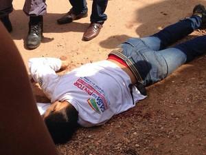 Policial militar morre em troca de tiros com assaltantes (Foto: Divulgação/ Polícia Militar)