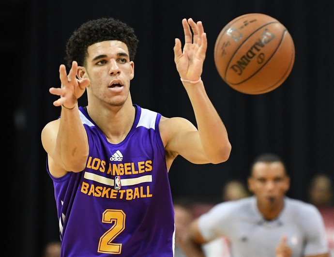 Lonzo Ball (Foto: Reuters)