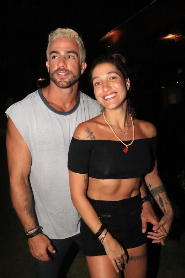 Erasmo Viana e Gabriela Pugliesi (Foto: Fred Pontes/Divulgação)