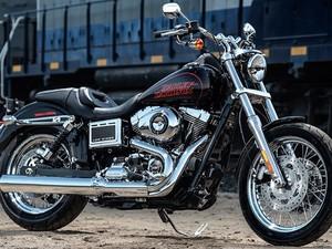 Harley-Davidon Dyna Low Rider  (Foto: Divulgação)
