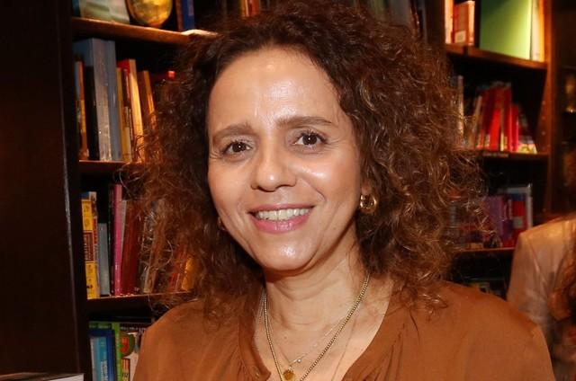 Beatriz Milhazes (Foto: Marcos Ramos)