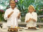 André Marques ganha festa surpresa de Ana Maria: 'Emocionado'
