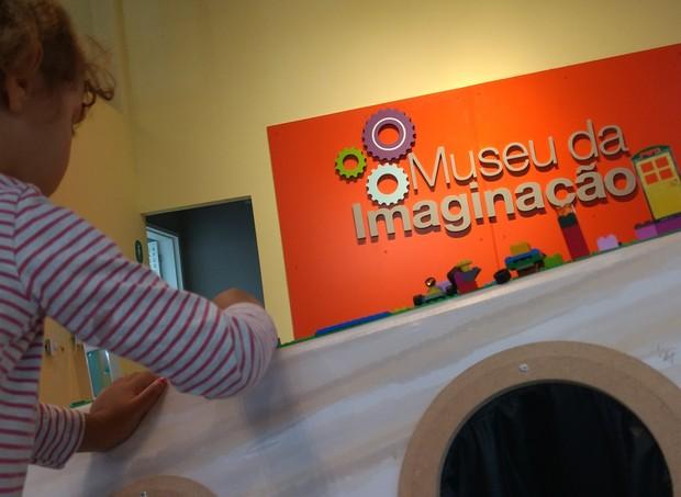 Museu da Imaginação abriu esta semana em São Paulo (Foto: Vanessa Lima/ Crescer)
