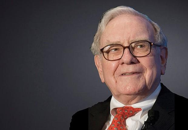 O bilionário norte-americano Warren Buffett, da Berkshire Hathaway (Foto: Reprodução/Facebook)