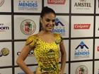 Paloma Bernardi promete exibir curvas 'femininas' na Sapucaí