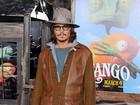 Johnny Depp fala a revista sobre fim da união com Vanessa Paradis
