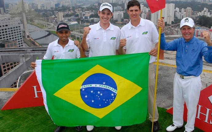 golfe Gary Player (Foto: Zeca Resendes / CBG)