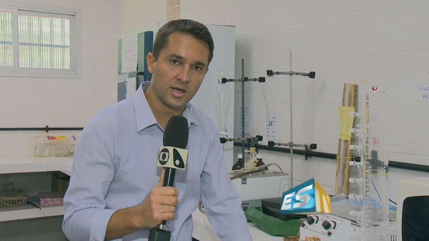 Mario Bonella comanda a reportagem (Foto: Divulgação/ TV Gazeta)