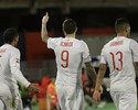 Icardi iguala Tevez na artilharia, Inter segura pressão e derrota o Cagliari
